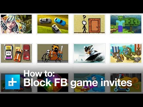 How to block Facebook Game invites