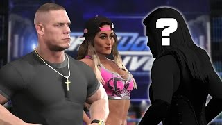 WWE 2K17 Story - John Cena Reveals New Girlfriend To Nikki Bella - Ep.51