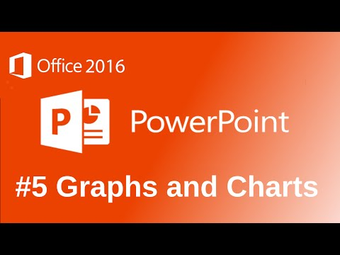 Microsoft PowerPoint 2016 Graphs and Charts Tutorial