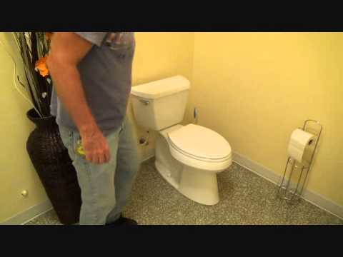 Handicap ADA compliant restroom requirements...Part 1