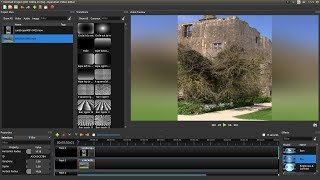 UbuntuVideoCast: Rotation Effect with OpenShot Video Editor