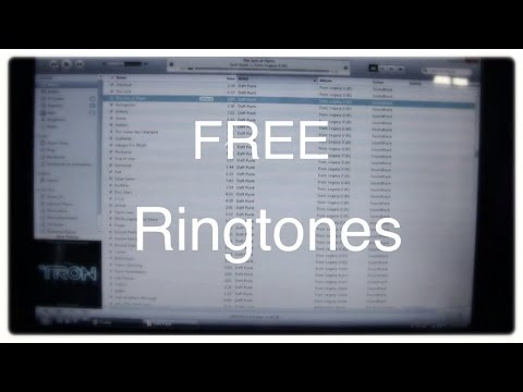 How to make ringtones for your iPhone in iTunes for Free