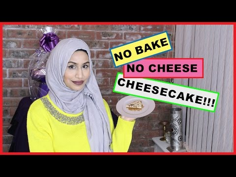 NO BAKE NO CHEESE CHEESECAKE |Eniyah Rana