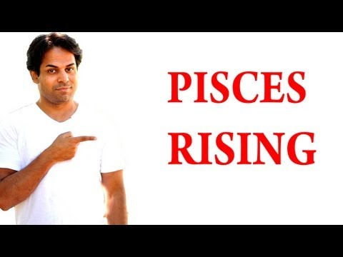 All About Pisces Rising Sign & Pisces Ascendant In Astrology