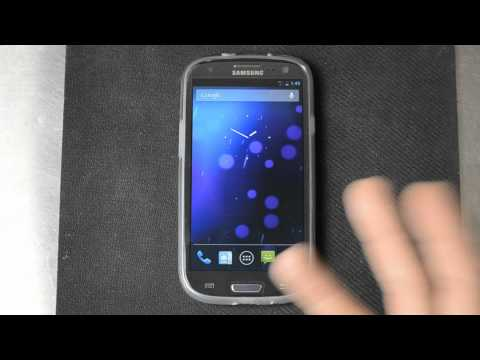 USGalaxyS3.com - CyanogenMod 10 (Jellybean) for the Sprint Galaxy S3 (SIII) - Install and First Boot