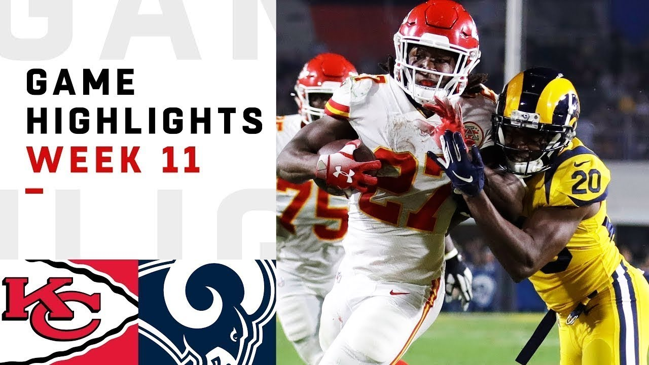 The Greatest Regular Season Game of All Time? | Chiefs vs. Rams 2018 Highlights