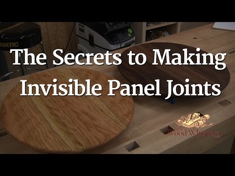 203 - The Secrets to Making Invisible Panel Joints