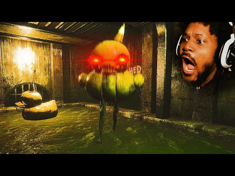 RUNNING FROM DUCKS IN THE SEWERS   Dark Deception CHAPTER 3