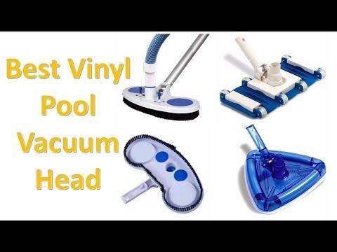 Best Vinyl Pool Vacuum Head of 2018