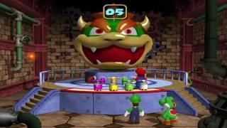 Mario Party 2 Mini Games Bowser S Big Blast Unblock