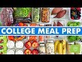 Download  Healthy College Meal Prep! No Oven—Microwave only! MP3,3GP,MP4