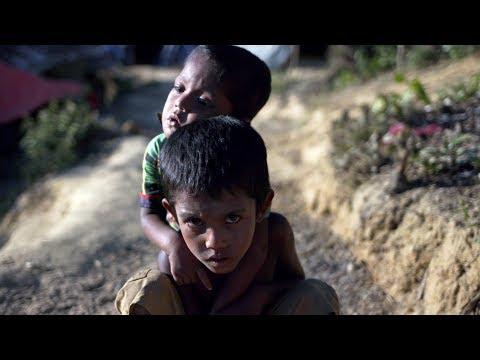 Dateline Shorts: The massacre of a Rohingya village