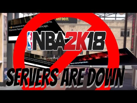 Will 2k Servers Ruined NBA 2k18 Biggest Game Mode?