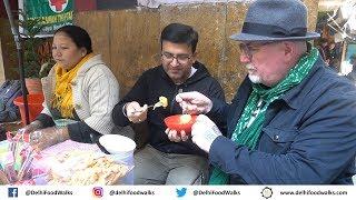 Delhi Food Tour - The Culinary Melting Pot (Tibetan + Israeli + Afghani + Lebanese + Bengali Food)