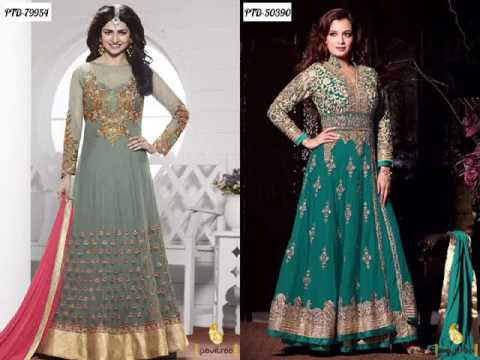 Top Best Selling Designer Sarees and Salwar Kameez Online Shopping