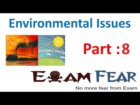 Biology Environmental Issues part 8 (Water Pollution Sewage Treatment) class 12 XII