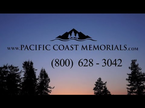 Pacific Coast Memorials - Custom Headstones & Memorials
