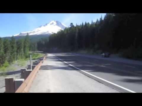 Andesite Lava Flow Mount Hood, OR