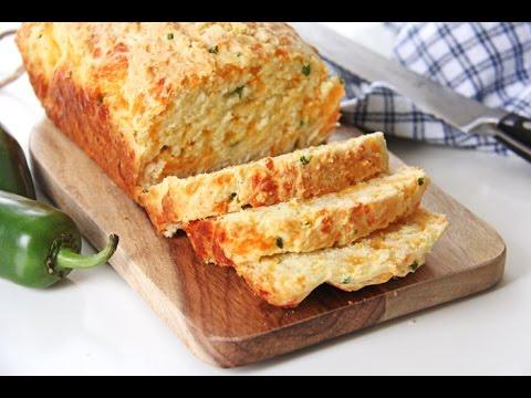 Jalapeno Cheddar Quick Bread Recipe