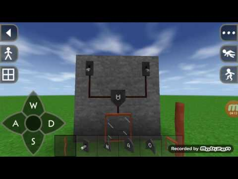 Survivalcraft Electricity Tutorials -- 1. Logic Gates