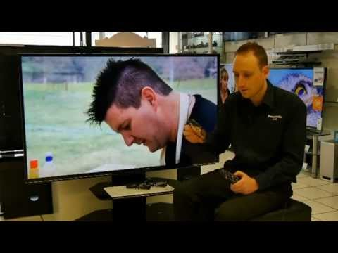 Panasonic 3D Glasses (How to pair them to the TV)