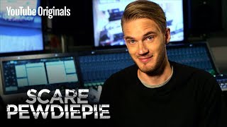BEHIND THE SCENES FOR THE MAKING OF SCARE PEWDIEPIE