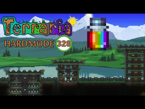Terraria Part 328 - RAINBOW DYE