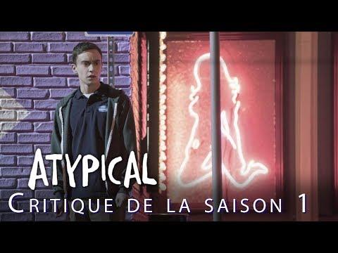 ATYPICAL de NETFLIX: Critique de la saison 1