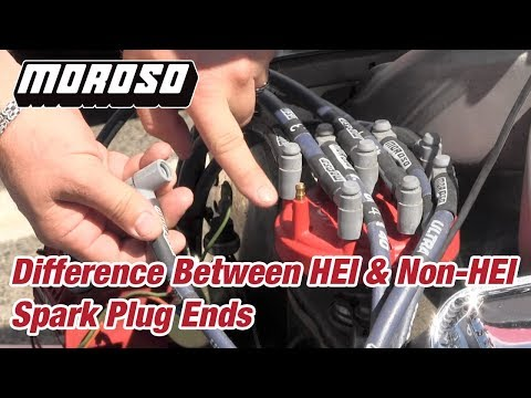 Difference Between HEI & Non-HEI Spark Plug Ends