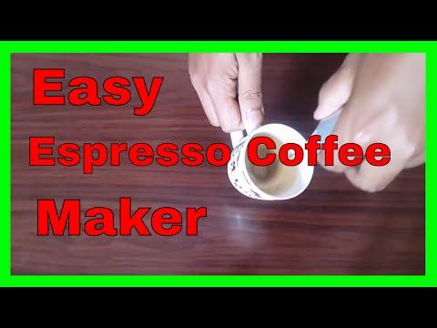 Espresso Coffee Maker or Mixer Al Caffino - Is it worth it?