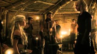 Download Khal Drogo Killing Viserys - A Crown For A King - Game of Thrones 1x06 (HD) Video