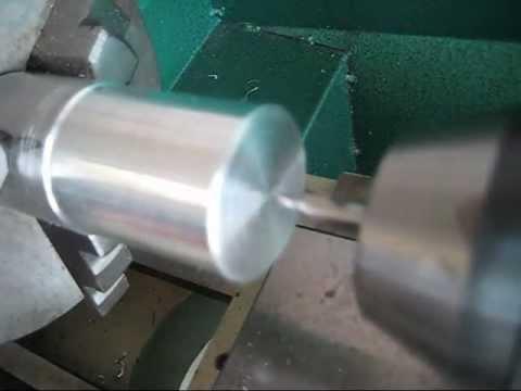 part 1...G0602...Making a muzzleloader bullet starter on a lathe