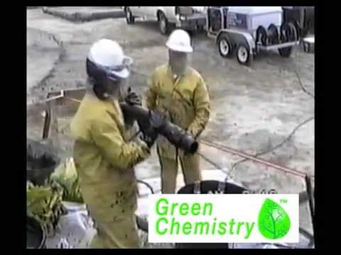 Oil Tank Cleaning, Sludge Removal and Oil Spill Clean Up Technology