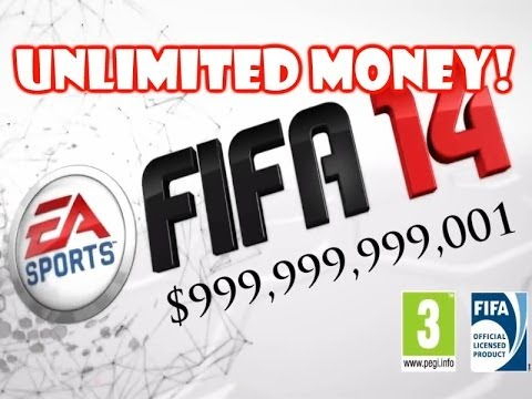 FIFA 14 Unlimited Money in Career Mode