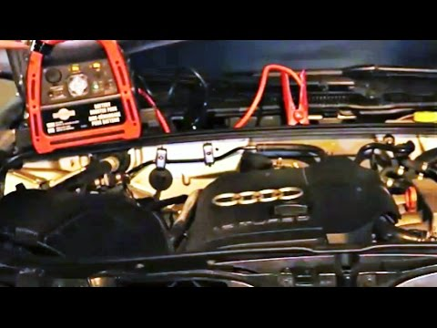 How to boost your car battery - using Motomaster 1200 Peak Amps Battery Booster