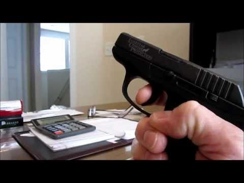 Ruger lcp trigger pull exsplained 2.wmv