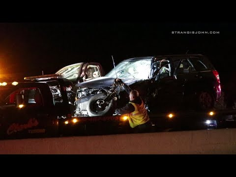 Beaumont: Wrong Way DUI Driver Causes Multiple-Vehicle Crash