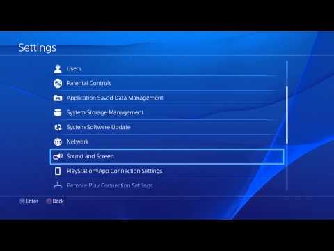 Best PS4 Settings   Menu Walkthrough   PS4 Features   PS4 Full Walkthrough