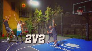 2V2!! The UNDEFEATED DUO Duke Dennis and Imdavisss VS Kristopher London and Zackttg!