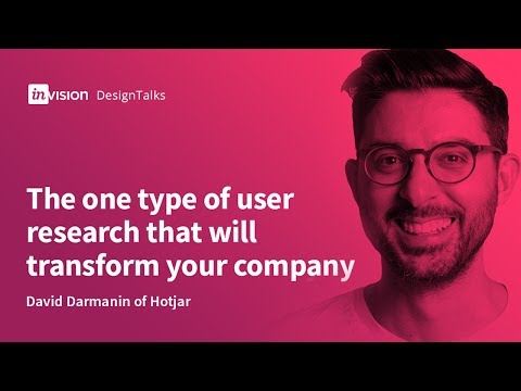 DesignTalk Ep. 60: The one type of user research that will transform your company