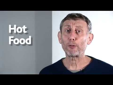 Hot Food - Kids' Poems and Stories With Michael Rosen