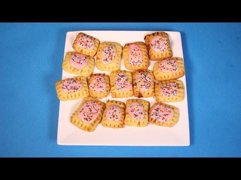 How To Make Mini Pop Tarts