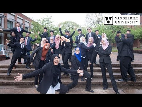Malaysian Students Graduating from Vanderbilt University 🎓 ★Class of 2018★