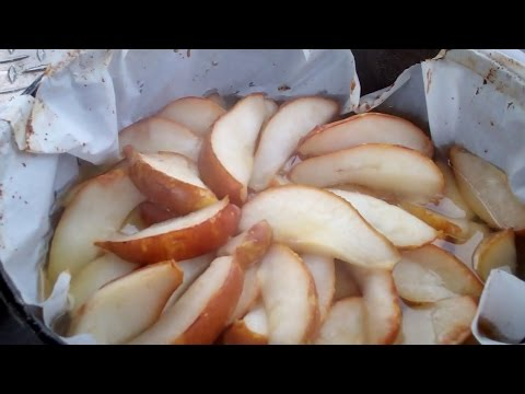 Chardonnay Baked Pears With Honey