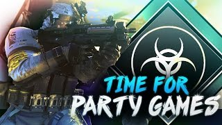 Call of Duty Infinite Warfare... INFECTED! Time for Party Games!
