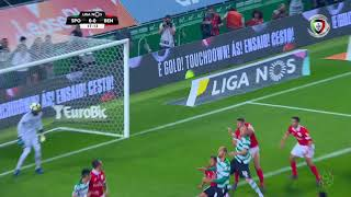 Polémica: Há grande penalidade sobre Mathieu? (Sporting - Benfica)