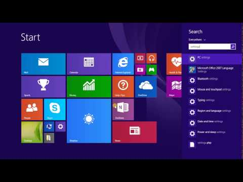 HOw to check the RAM or memory installed on the computer in windows 8