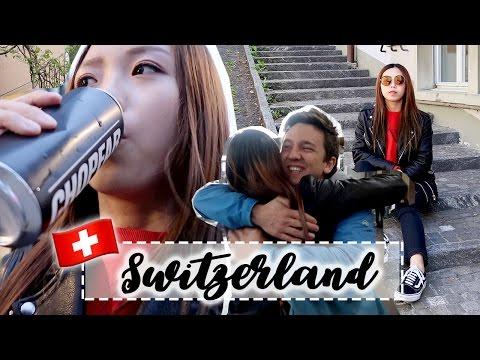 Reunited with my 'Seoul-mates' in Zurich   SWITZERLAND