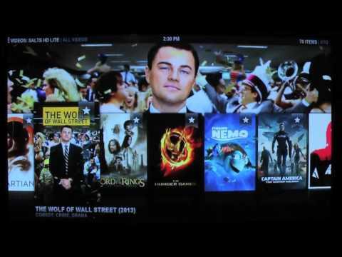 Amazon fire tv demo - movies, music & tv shows