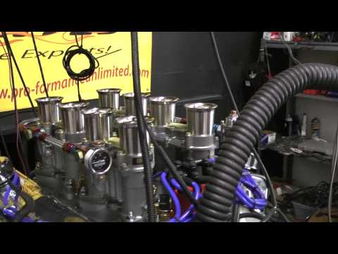 408 Ford Performance Stroker Engine by Proformance Unlimited